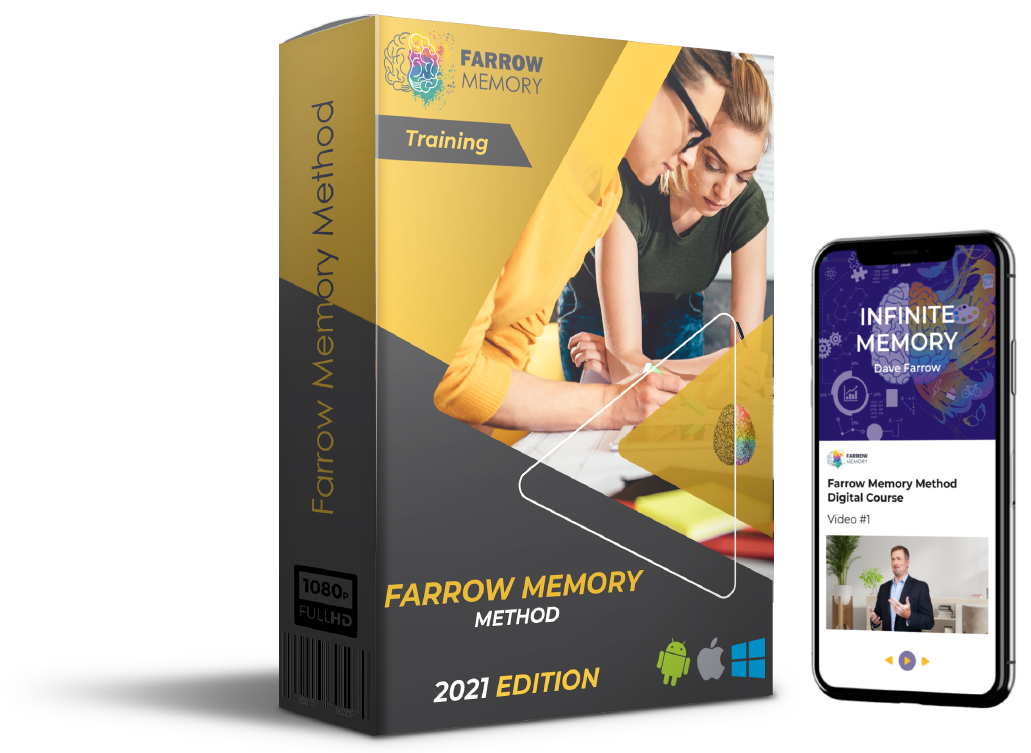 Farrow Memory Training Box